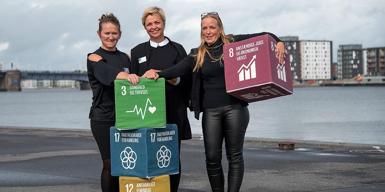 Huset Venture Nordjyllands verdensmål