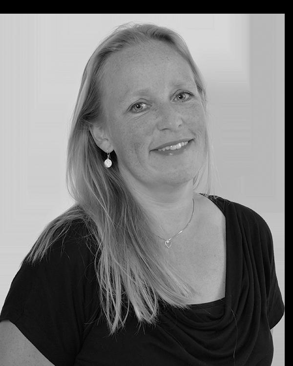 Afdelingsleder Udviklingsafdelingen Charlotte Fischer