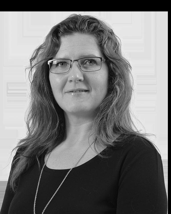 Socialfaglig medarbejder Karina Skou